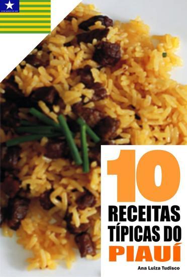 10 Receitas típicas do Piauí - cover