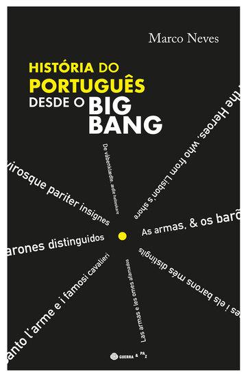 História do Português desde o Big Bang - cover