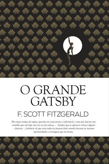 O Grande Gatsby - cover