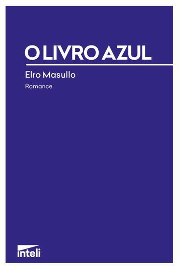 O Livro azul - cover