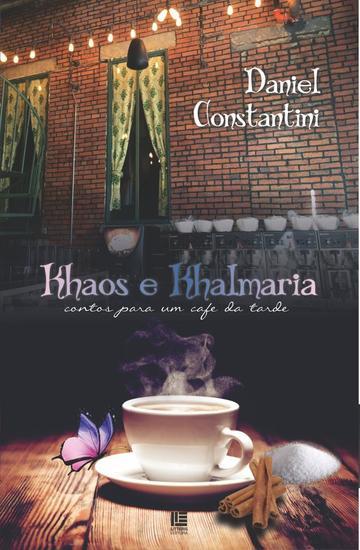 Khaos e Khalmaria - Contos para um café da tarde - cover