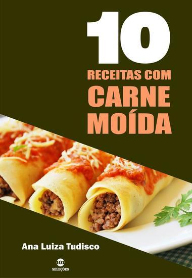 10 Receitas com carne moída - cover