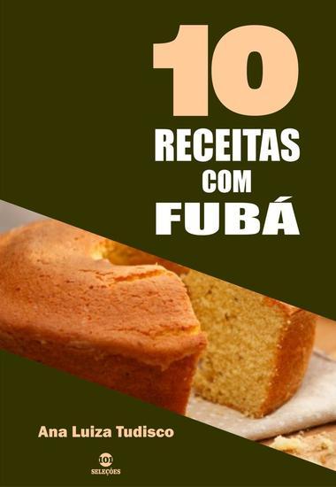 10 Receitas com fubá - cover