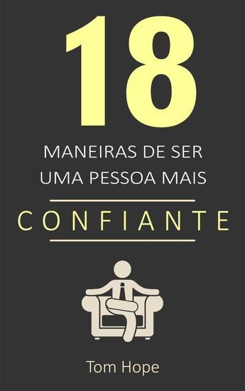 18 Maneiras de ser uma pessoa mais confiante - cover