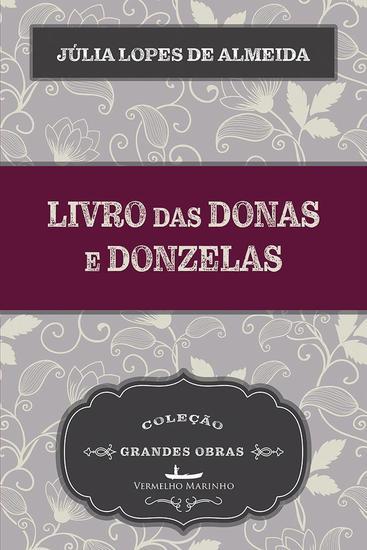 Livro das Donas e Donzelas - cover