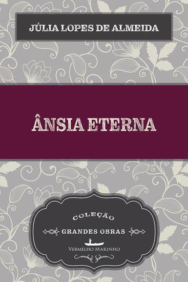 Ânsia Eterna - cover