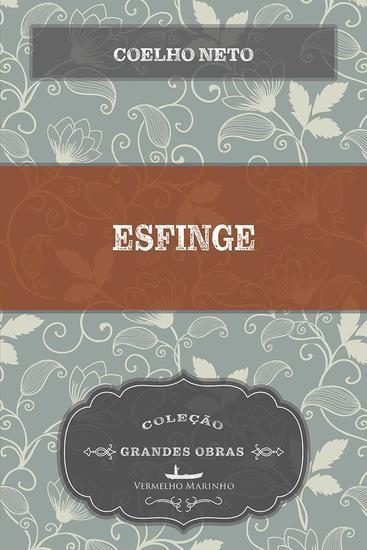 Esfinge - cover
