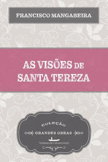 As visões de Santa Tereza - cover