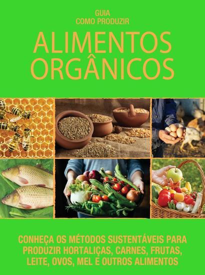 Guia Como Produzir Alimentos Orgânicos - cover