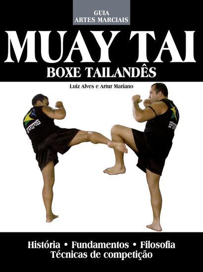 Muay Tai - Guia Artes Marciais - cover