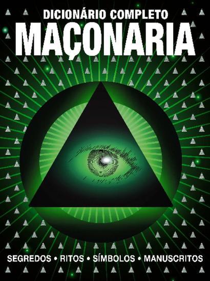 Dicionário Completo Maçonaria - cover