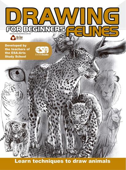 Drawing For Beginners (Felines) - Drawing For Beginners - cover