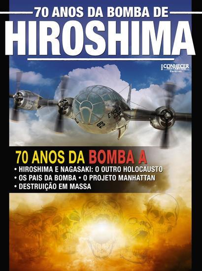 70 Anos da Bomba de Hiroshima - Guia Conhecer Fantástico Especial - 70 Anos da Bomba de Hiroshima - cover