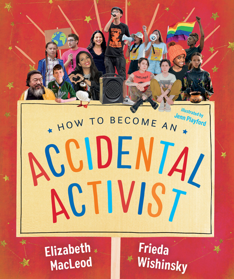 How to Become an Accidental Activist - cover