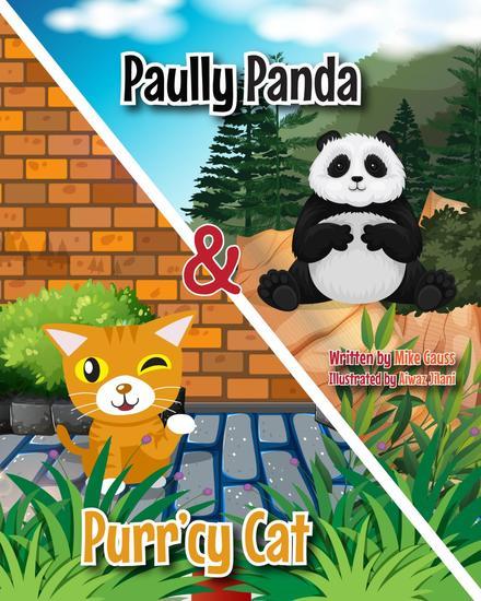 Paully Panda and Perr'cy Cat - cover