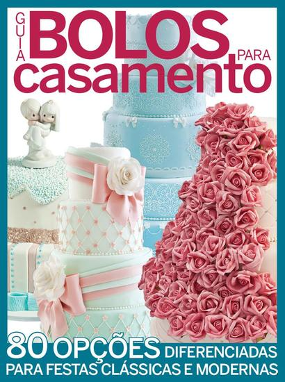 Guia Bolos de Casamento - Guia Bolos de Casamento - cover