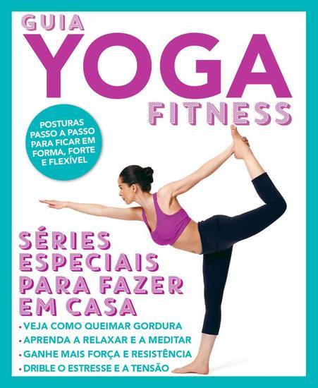 Guia Yoga Fitness - Guia Yoga Fitness - cover