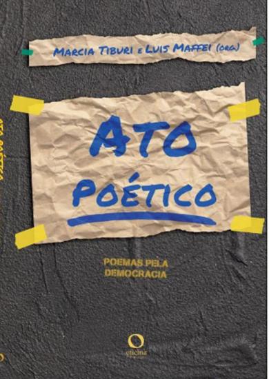 Ato Poético - Poemas pela Democracia - cover