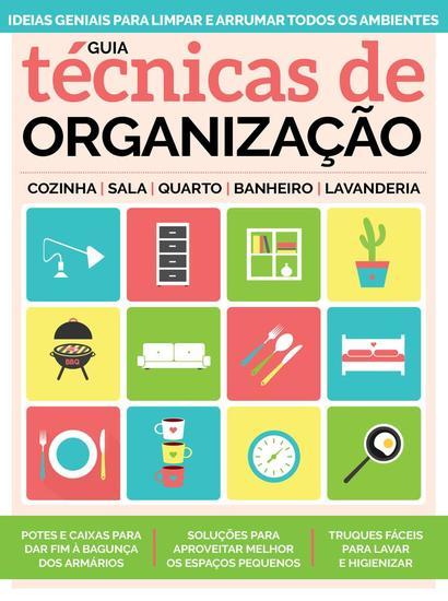Guia Técnicas de Organização - Guia Técnicas de Organização - cover