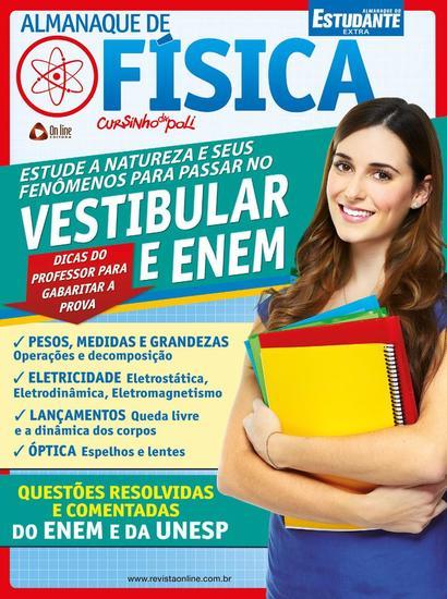 Guia de Física - Almanaque do Estudante Extra - cover