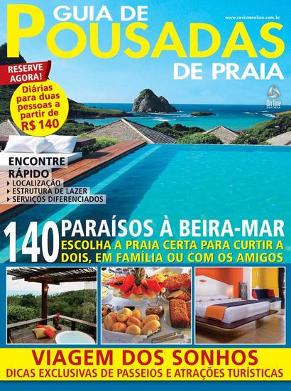 Guia de Pousadas de Praia - Guia de Pousadas de Praia - cover