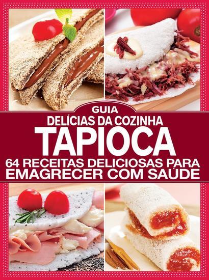 Guia Delícias da Cozinha - Tapioca - cover