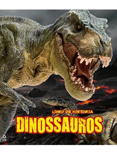 Dinossauros - Livro EVA 01 - cover