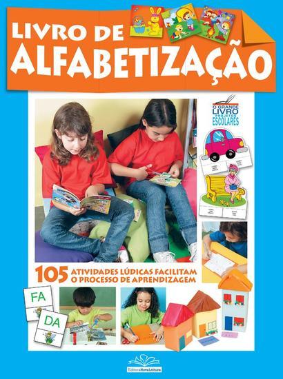 O Grande Livro Projetos Escolares - Alfabetização - O Grande Livro Projetos Escolares - Alfabetização - cover