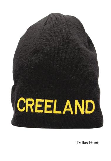 Creeland - cover