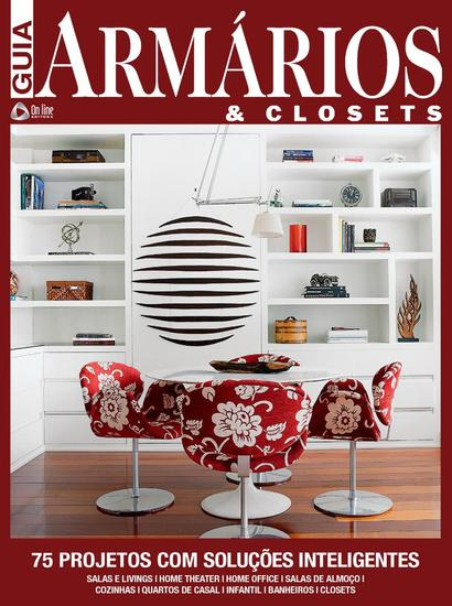 Guia Armários e Closets - Guia Armários e Closets - cover