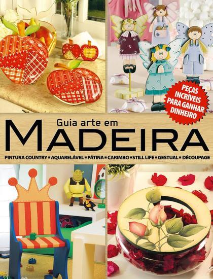 Guia Arte em Madeira - Guia Arte em Madeira - cover