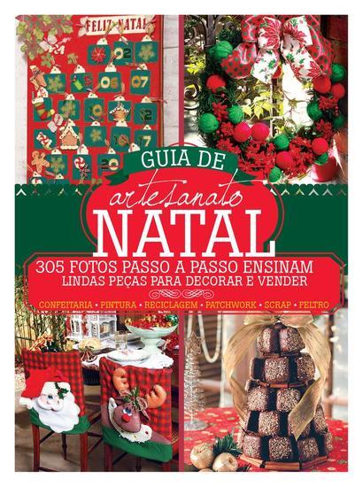 Guia Artesanato Natal - Guia Artesanato Natal - cover