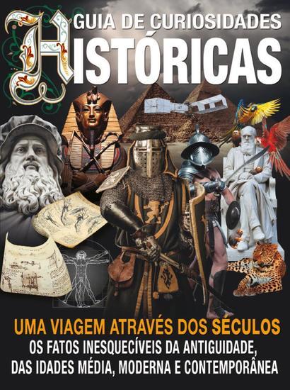 Guia de Curiosidades Históricas - Guia de Curiosidades Históricas - cover