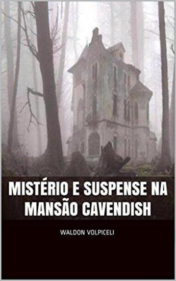 Mistério e Suspense na Mansão Cavendish - cover