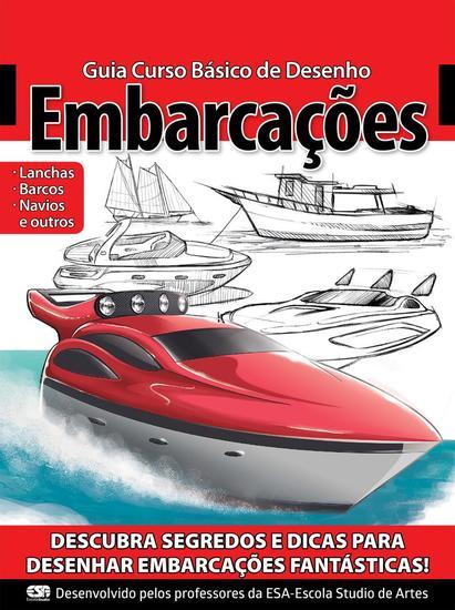 Guia Curso Básico de Desenho Embarcações - Guia Curso Básico de Desenho Embarcações - cover