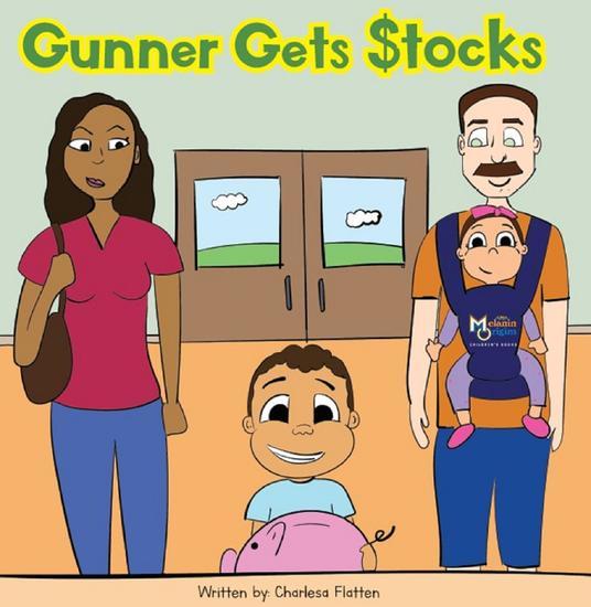 Gunner Gets Stocks - cover