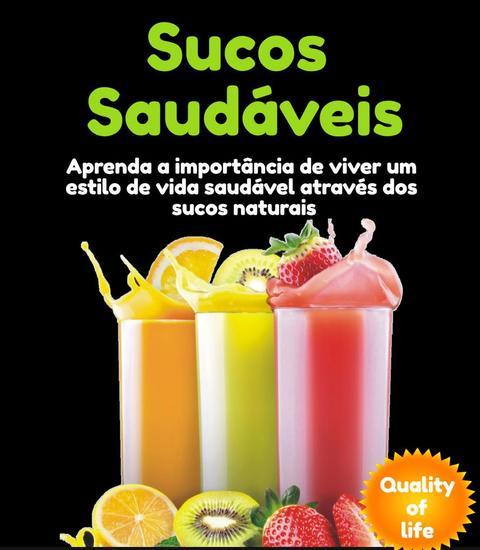 Sucos Saudáveis - cover
