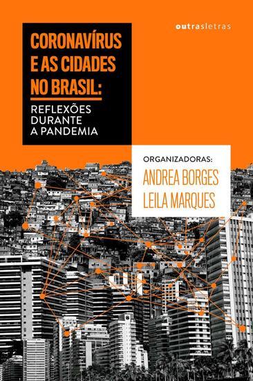 Coronavírus e as cidades no Brasil - reflexões durante a pandemia - cover