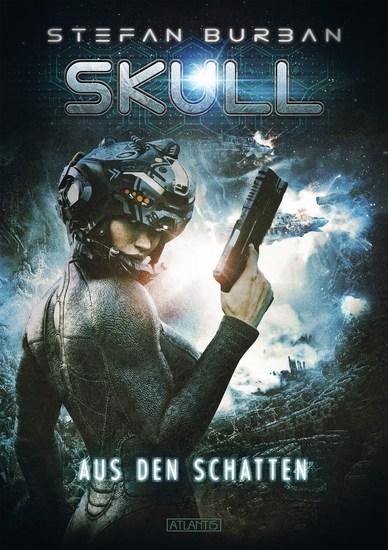 SKULL 4: Aus den Schatten Stefan Burban - cover