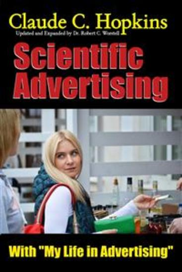 Scientific Advertising with My Life in Advertising - cover