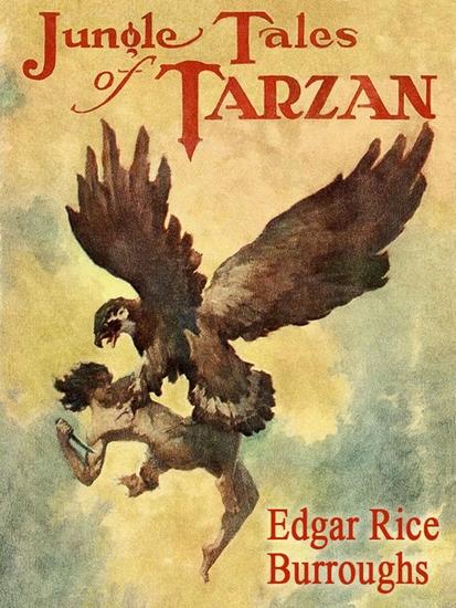 Jungle Tales of Tarzan - Tarzan - cover