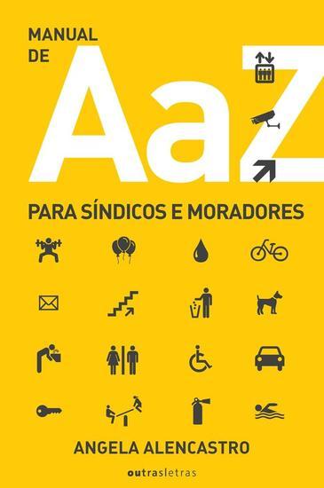 Manual de A a Z para síndicos e moradores - cover