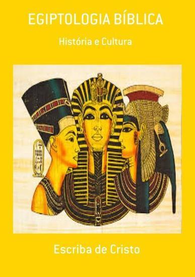 Egiptologia bíblica - cover
