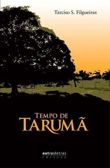 Tempo de Tarumã - cover