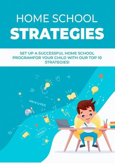 Home School Strategies - cover