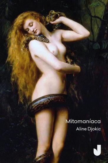 Mitomaníaca - Poesias - cover