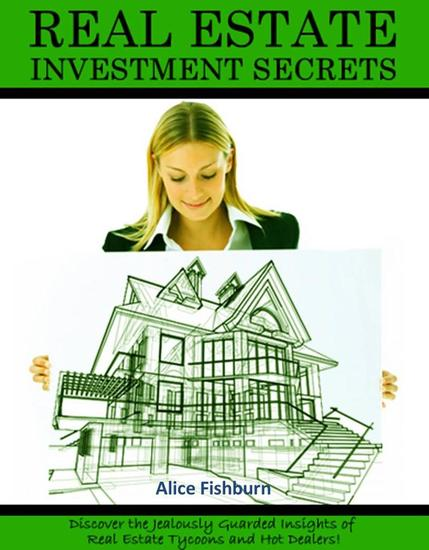 Real Estate Investment Secrets - cover