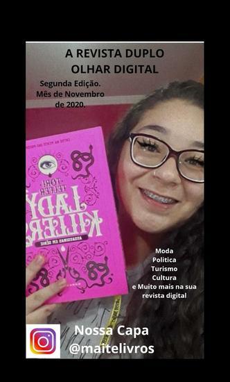 A Revista Duplo olhar - Digital - cover