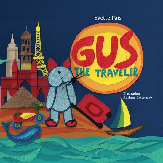 Gus the Traveler - cover