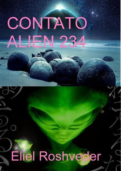 Contato Alien 234 - cover